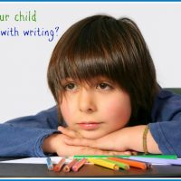 Dysgraphia and a Children's Book Review