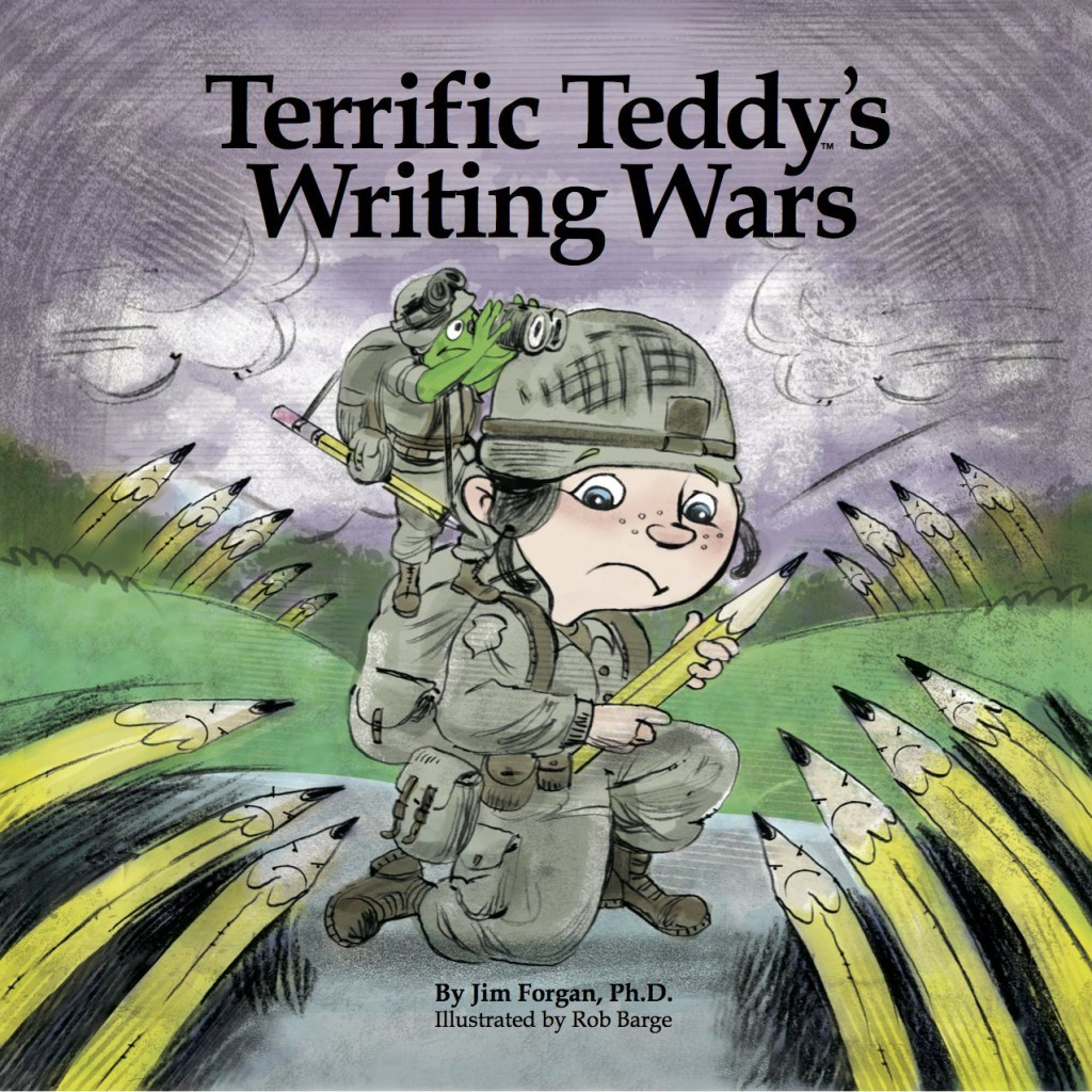 terrific teddy's writing wars