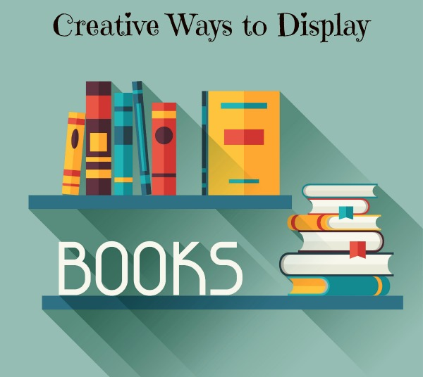 Creative Ways To Display Books Gravity Bread Food