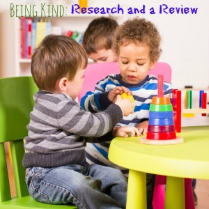 Being Kind: Research and a Children's Book Review