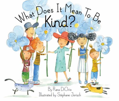 what does it mean to be kind cover