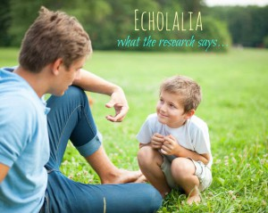 Echolalia: Research and Tips for Parents