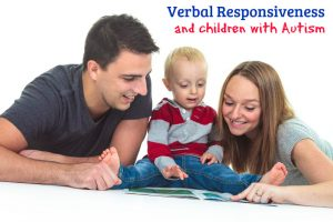 Verbal Responsiveness and Children with Autism