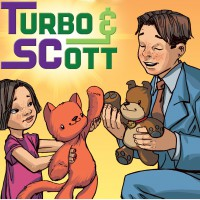 Turbo and Scott: Raising Awareness of Tuberous Sclerosis