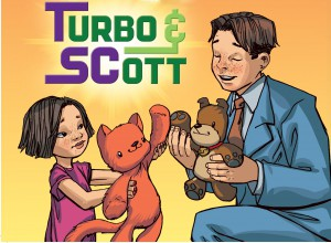 Turbo and Scott: Raising Awareness of Tuberous Sclerosis