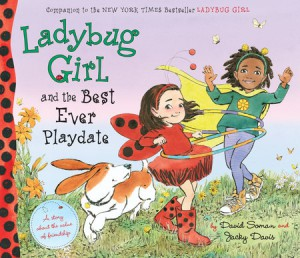 ladybug girl best playdate