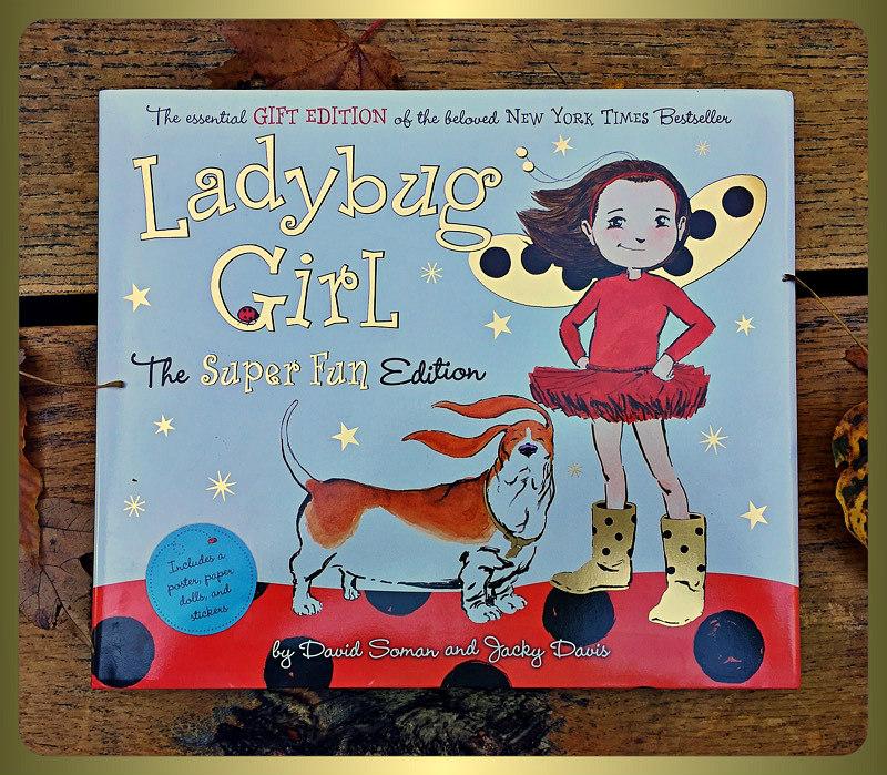 ladybug girl cover table