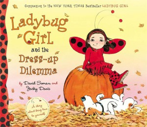 ladybug girl dress up
