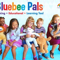 Bluebee Pals review plus Speech and Language Goals