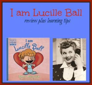 I am Lucille Ball