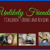 Unlikely Friends: A review of 3 children's books