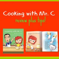 Cooking with Mr. C