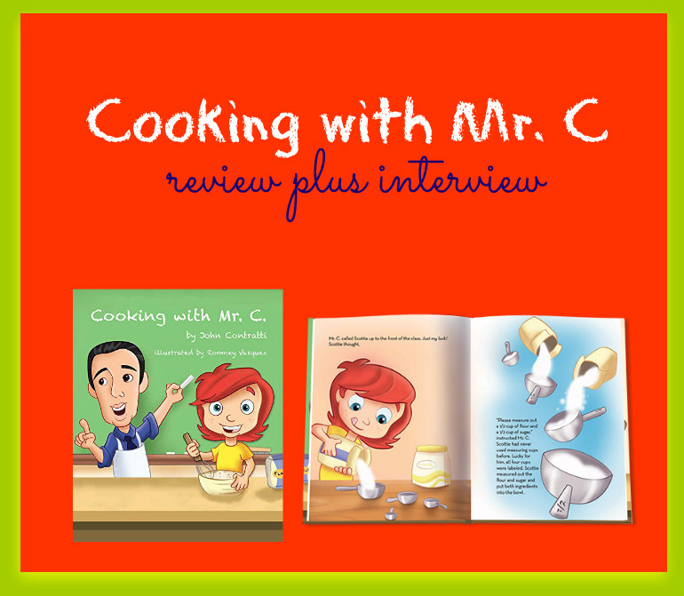 cooking with mr c collage