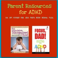 Parent Resources for Children with ADHD