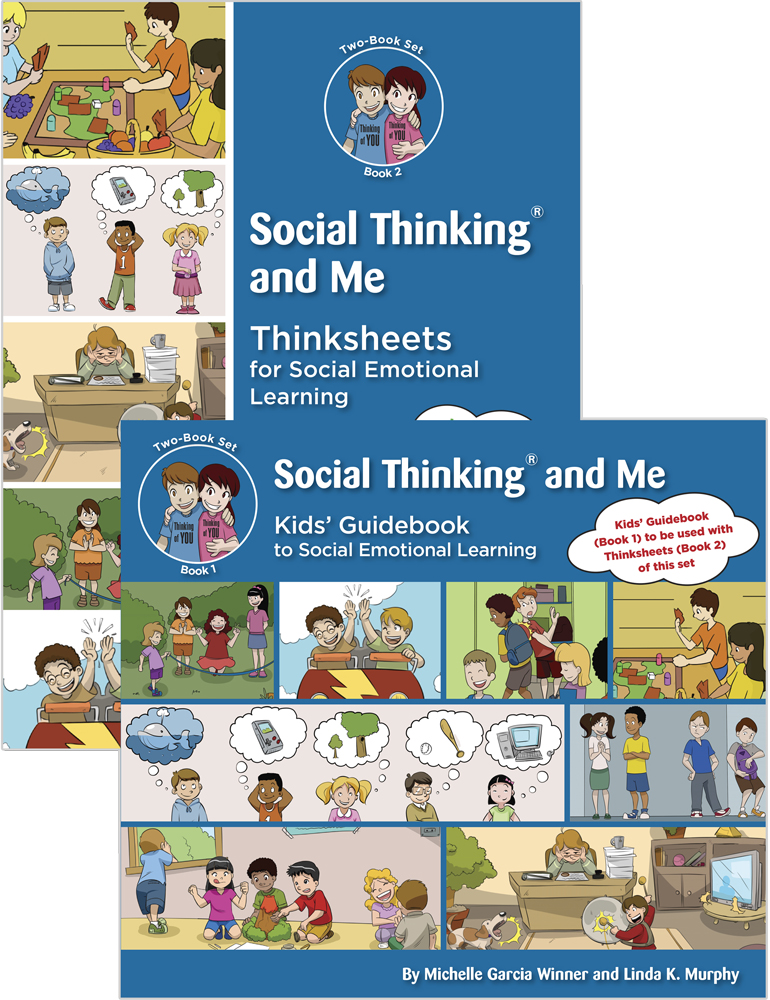 Social Thinking and Me Two Book Set