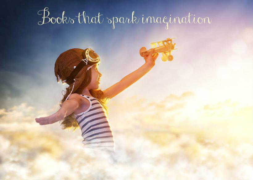 imagination books