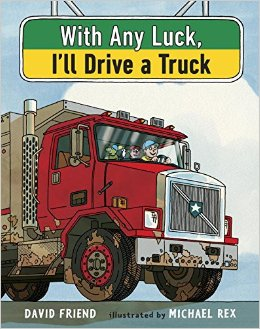 with any luck truck