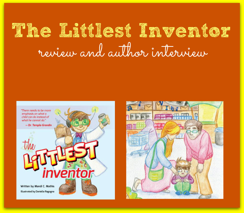 Littlest Inventor Cover