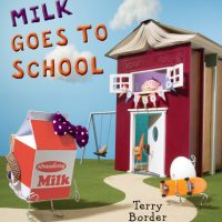 Milk Goes to School