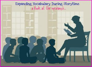 Expanding Vocabulary During Storytime