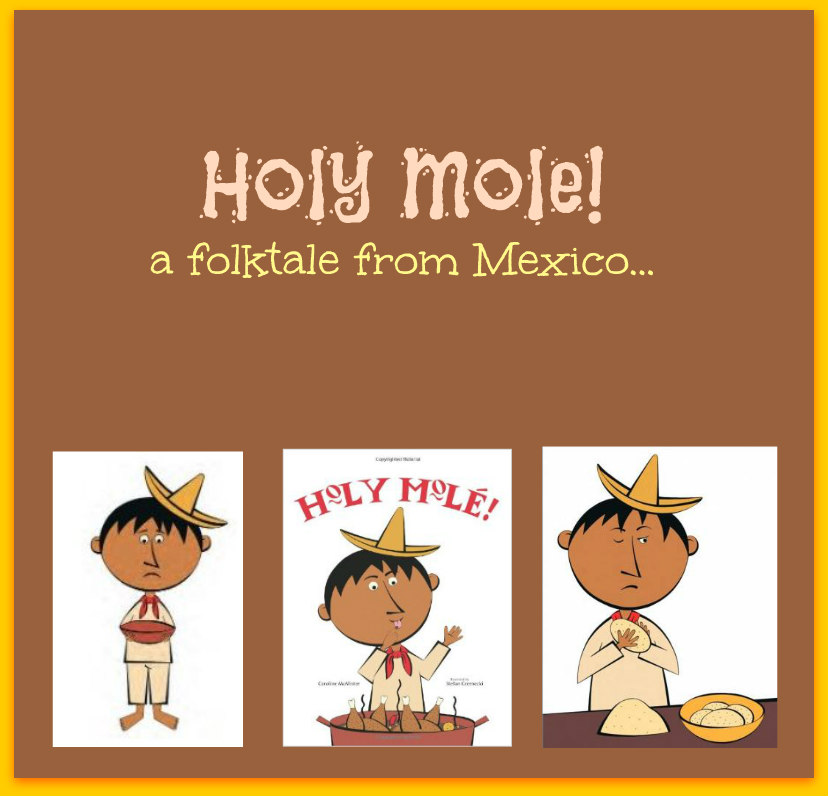 mole collage