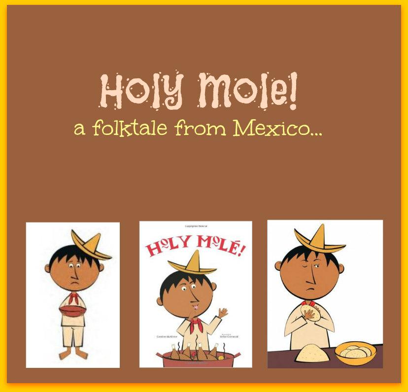 mole collage