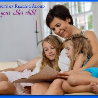 The Benefits of Reading Aloud with Older Children
