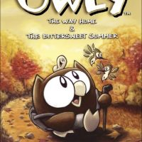 Owly, A Wordless Adventure!