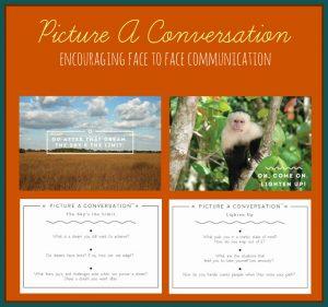 Picture A Conversation