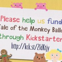 Support Our Kickstarter! A Tale of The Monkey Balloon