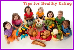 Nutrition Tips for Children with Special Needs