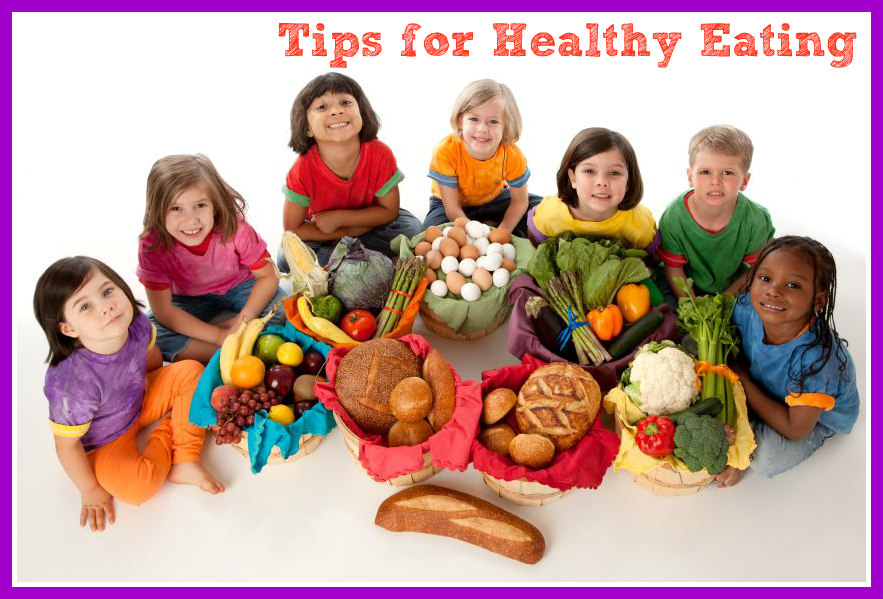 Image result for healthy eating children