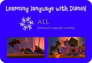 Animated Language Learning