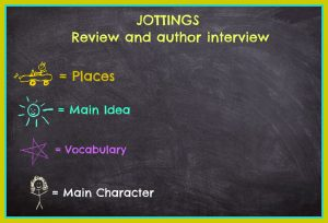 How Jottings Can Help your Child plus an Author Interview