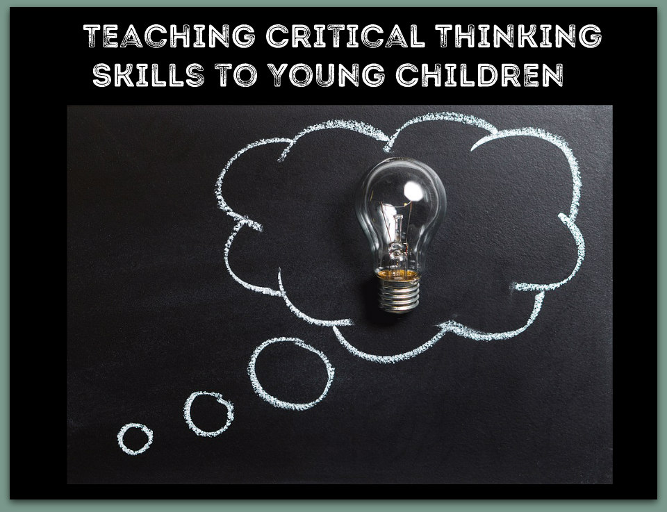 Teaching critical thinking skills adults