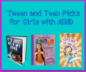 Chapter Book Picks for Girls with ADHD