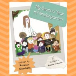 Book Blog Tour for My Second Year of Kindergarten