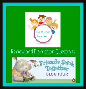 Friends Stick Together Blog Tour