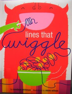 Lines that Wiggle, review and author interview