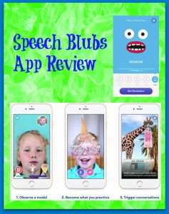 Speech Blubs App Review with Interview