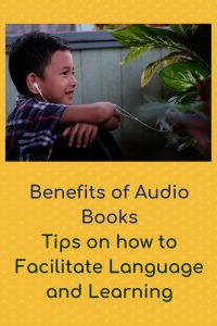 Benefits of Audio Books for Children with Special Needs