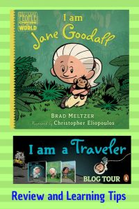I Am a Traveler Tour: A Review of I am Jane Goodall