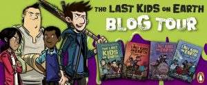 Last Kids on Earth and the Cosmic Beyond Blog Tour