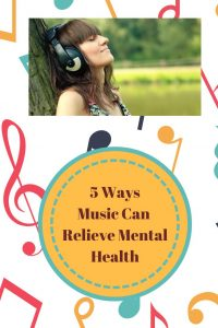 5 Ways Music Can Relieve Your Mental Health